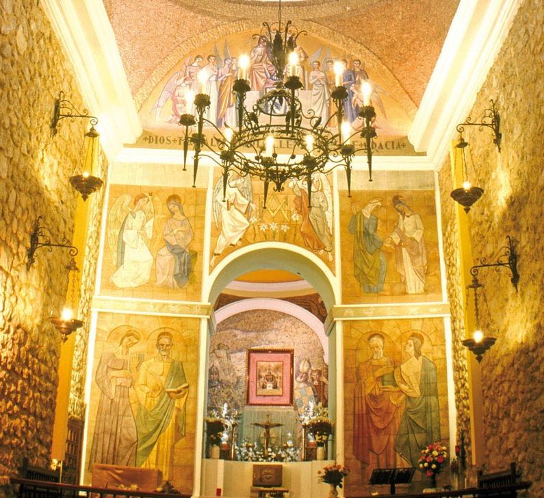Santuario de la Virgen de Tíscar