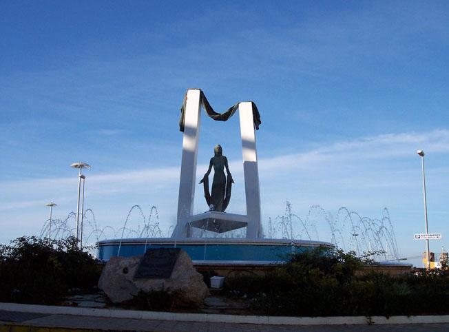 Monumento a Rocío Jurado