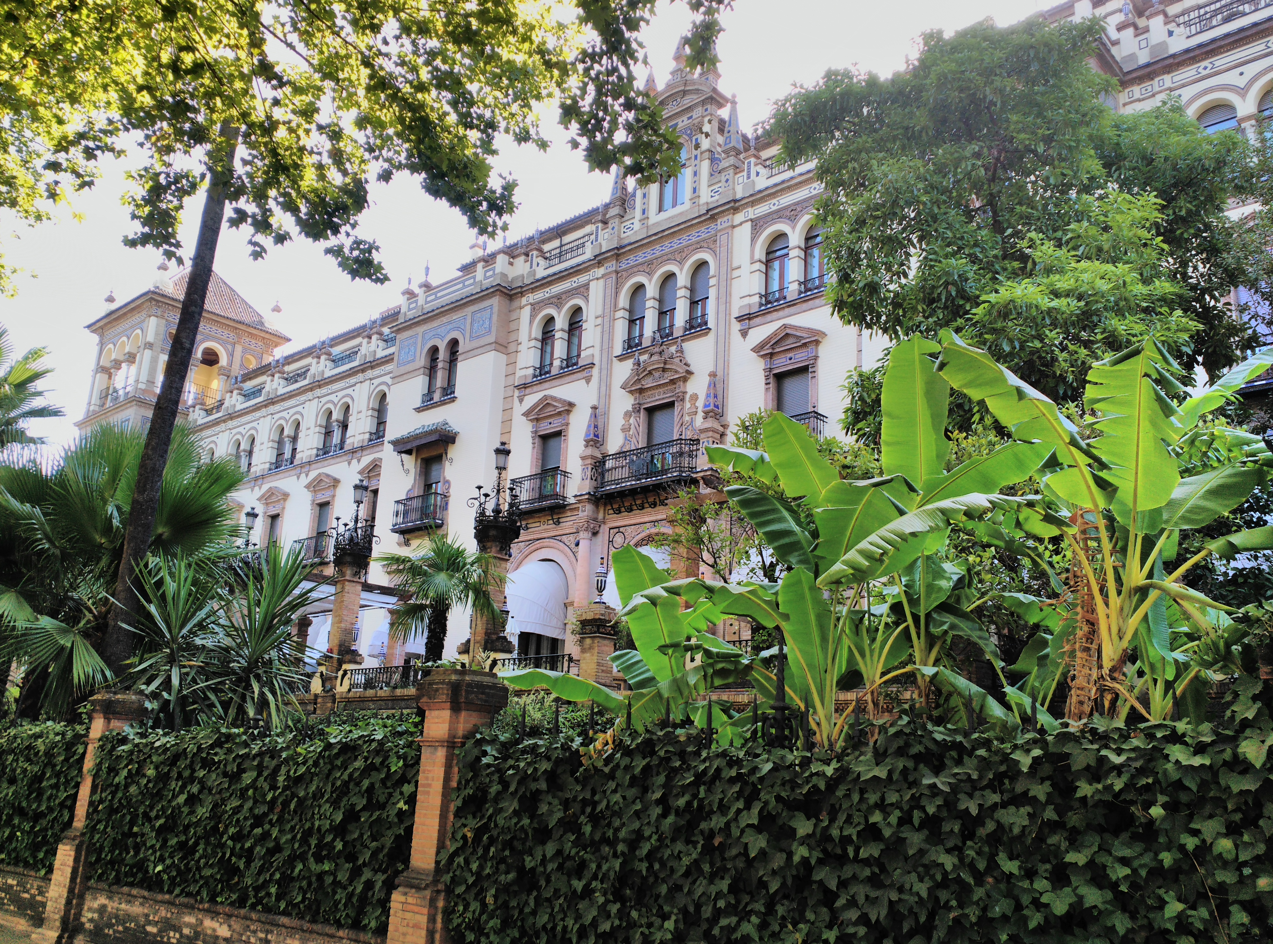 Visita a Sevilla