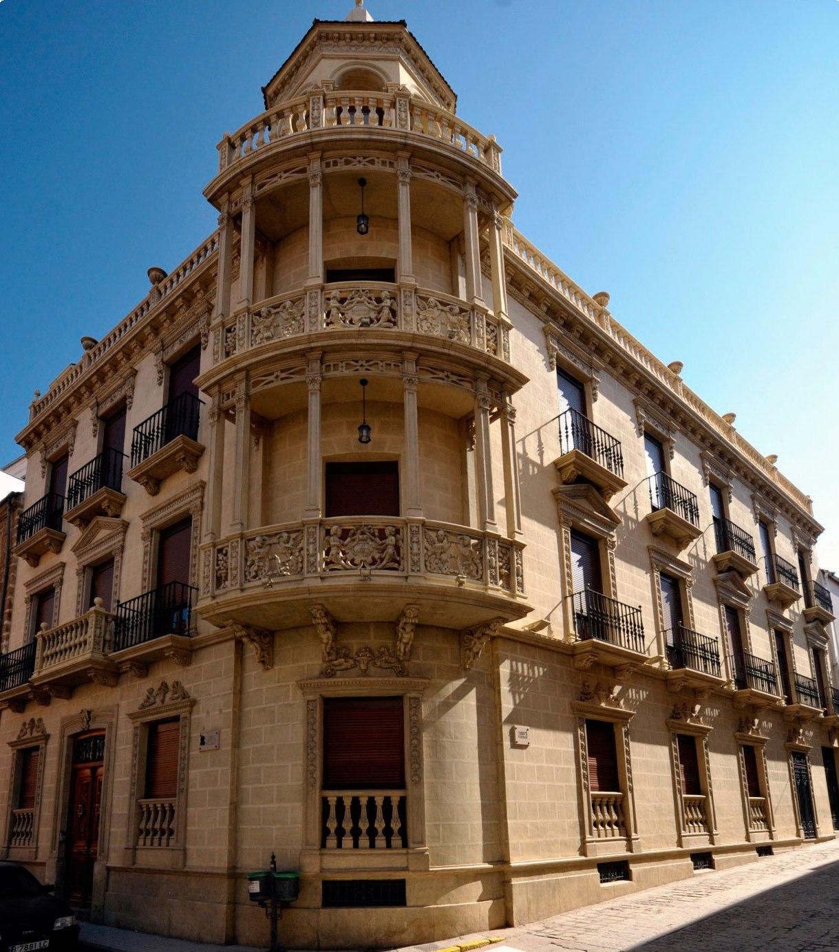 Antiguo Casino de Villanueva del Arzobispo