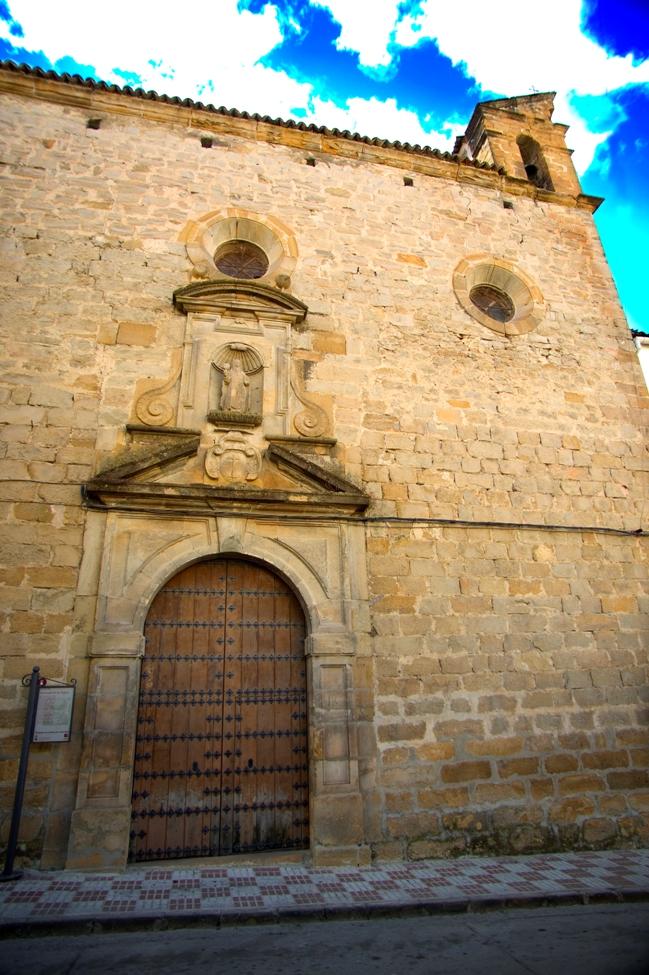 Iglesia de Santa Isabel de los Ángeles