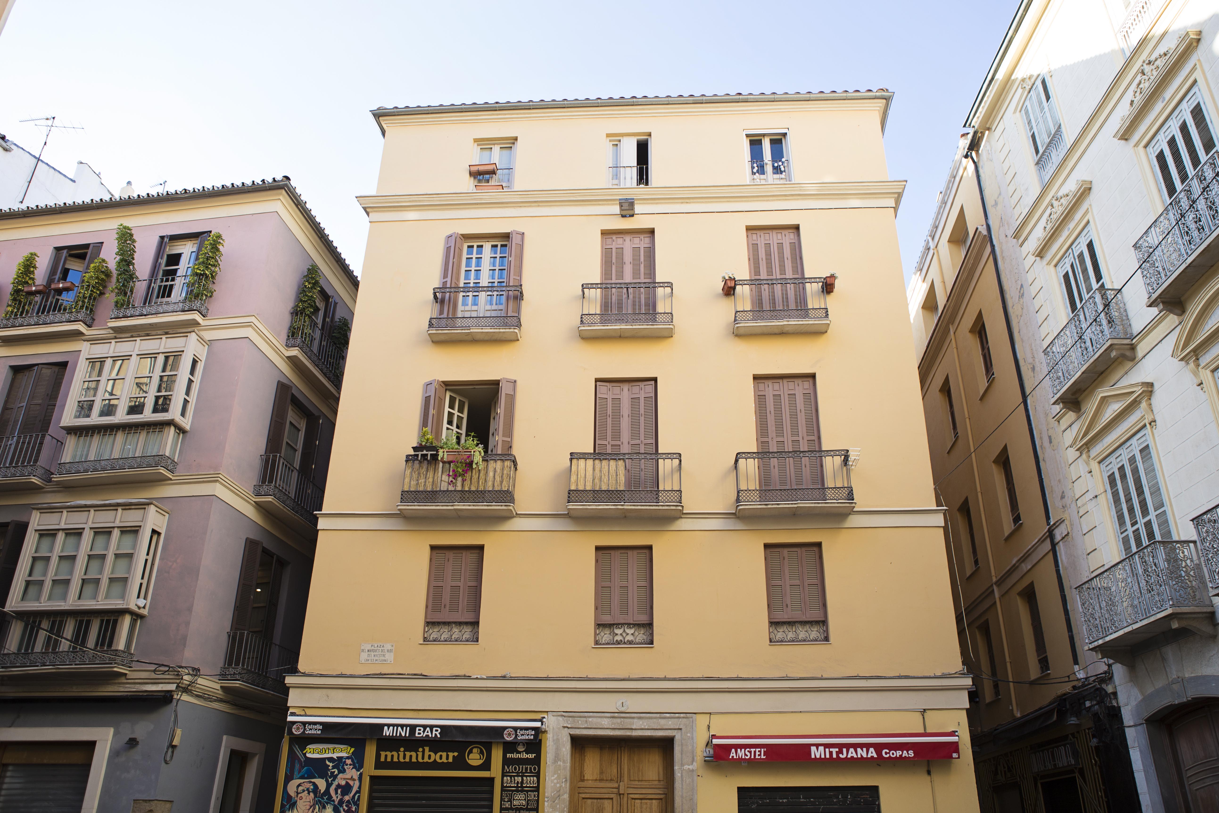 Apartamentos Sun City Málaga