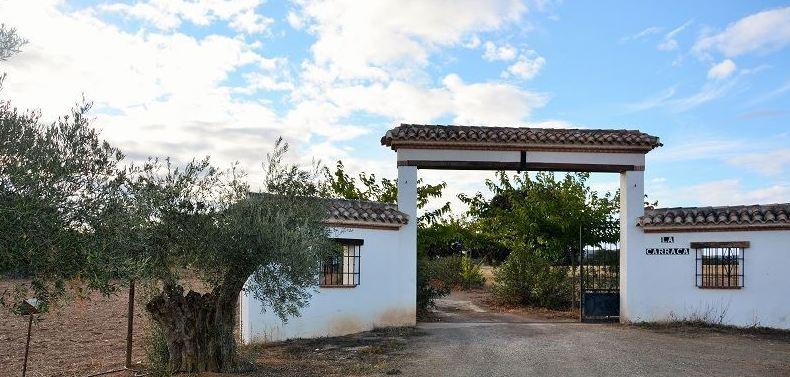Casa Rural Finca La Carraca