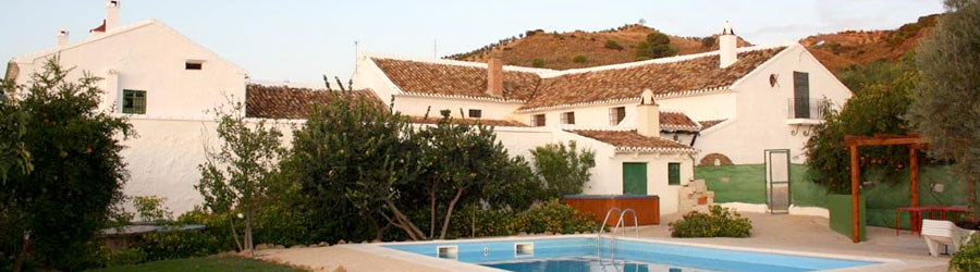 Casa Rural Cortijo Alzamigaja