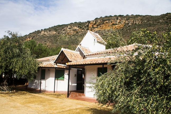 Albergue Escuela Náutica de Iznájar