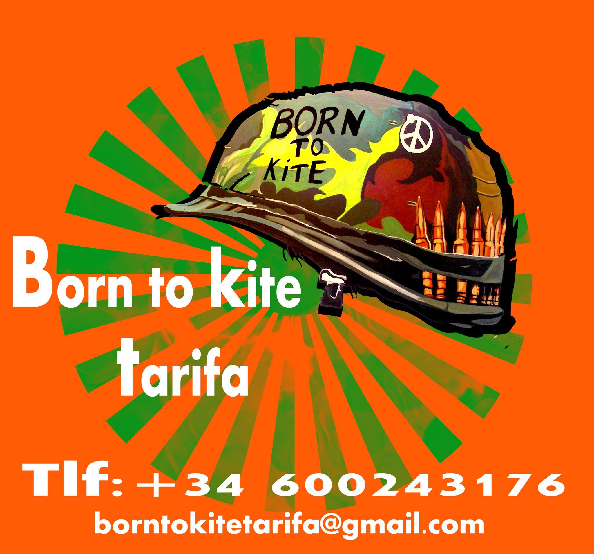 Born to Kite Tarifa