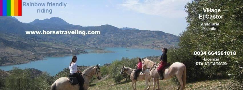Horsetraveling