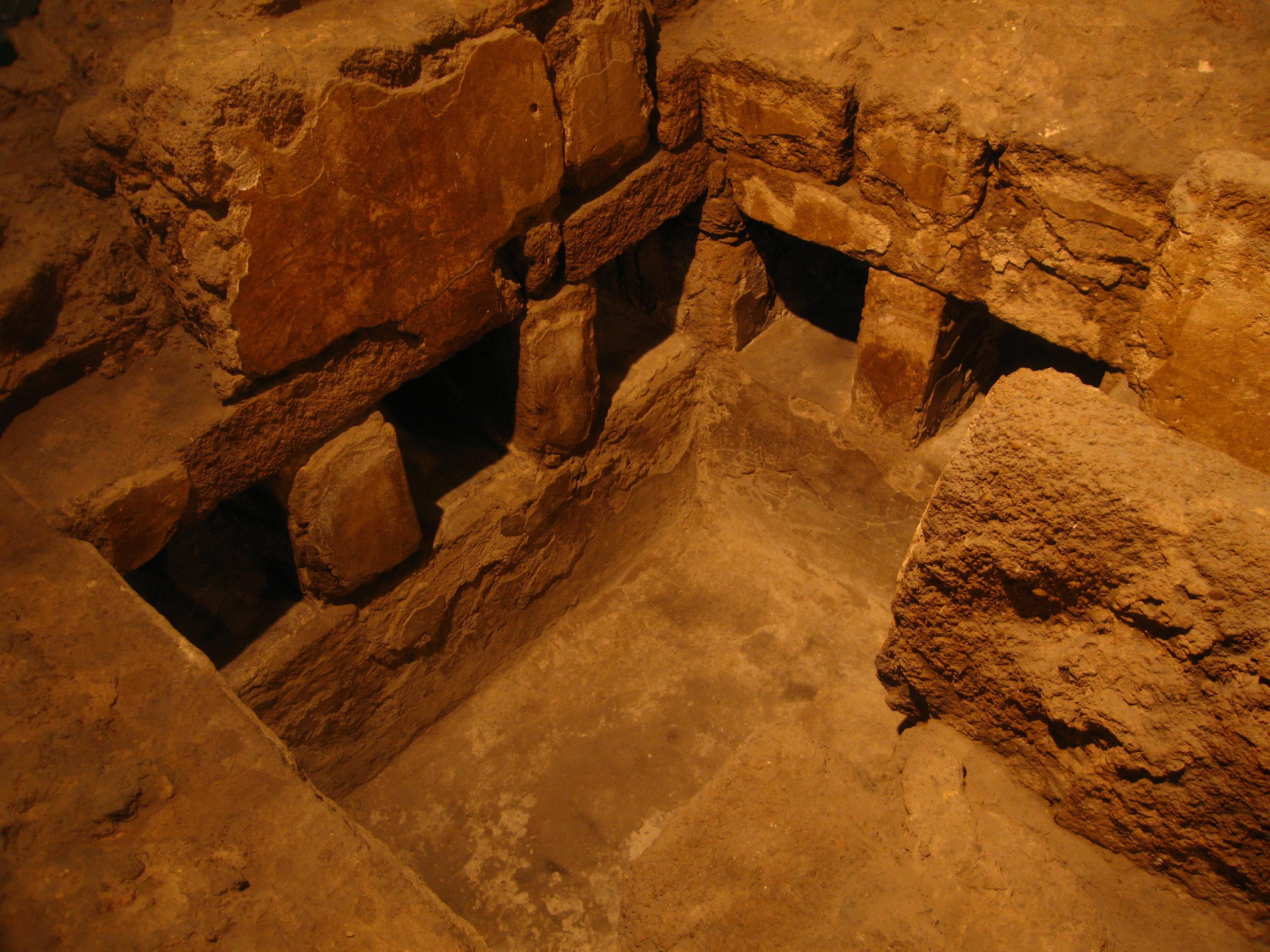 Enclave Arqueológico Columbarios