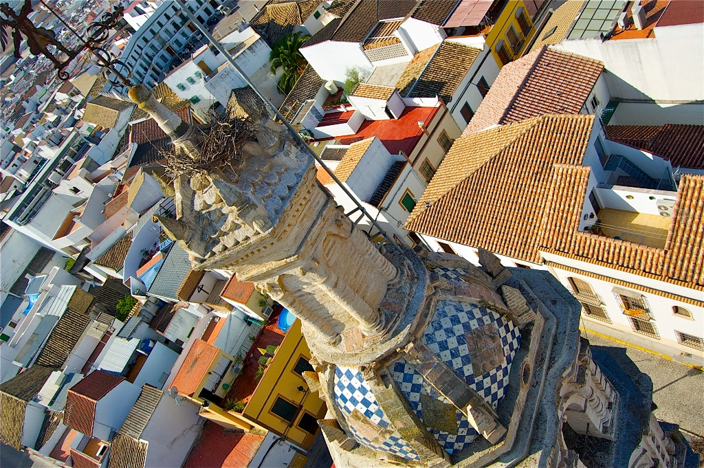 Torre del Reloj de Aguilar de la Frontera