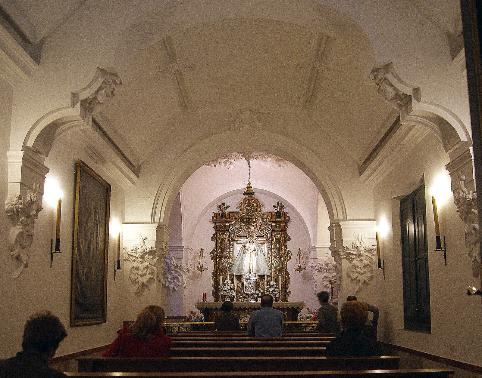 Convento de Santa Ángela de la Cruz