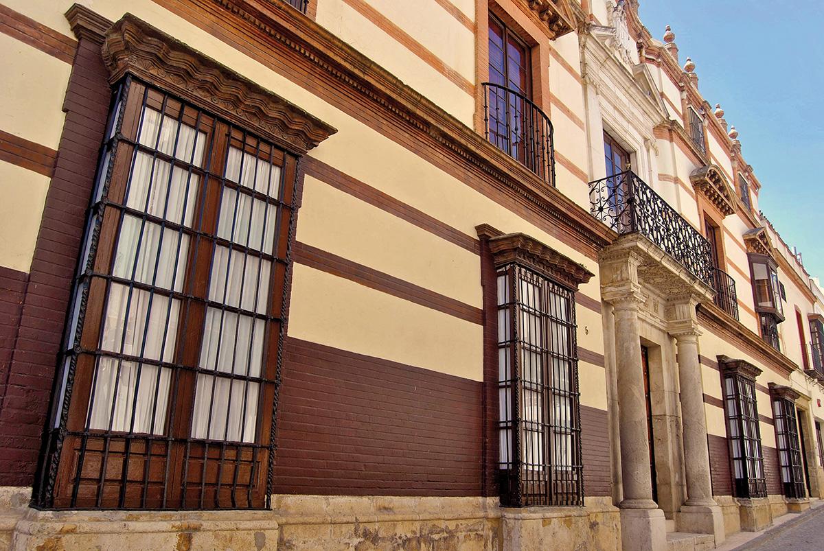 Casas Señoriales de Aguilar de la Frontera