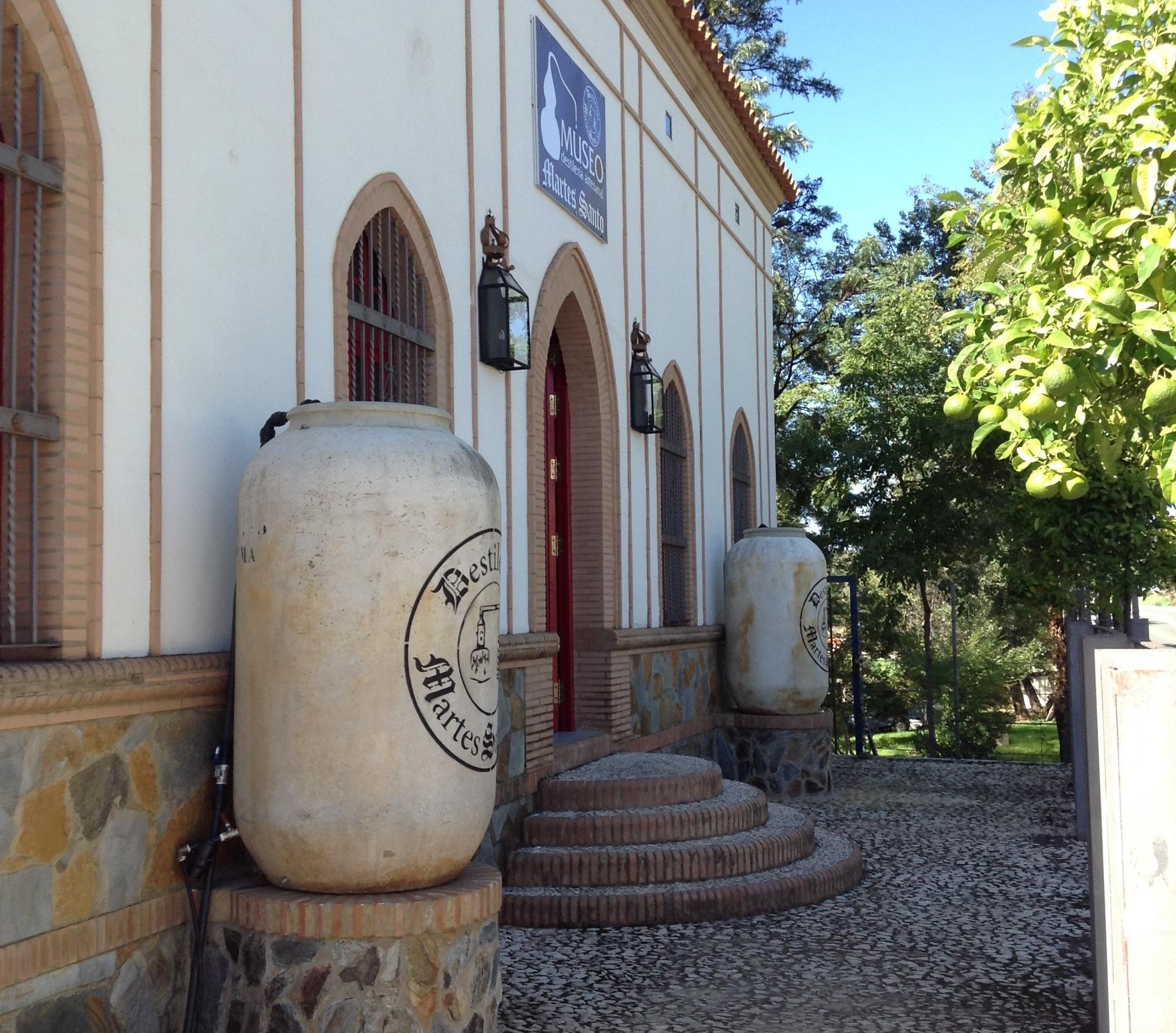 Bodega Museo Destilerías Martes Santo