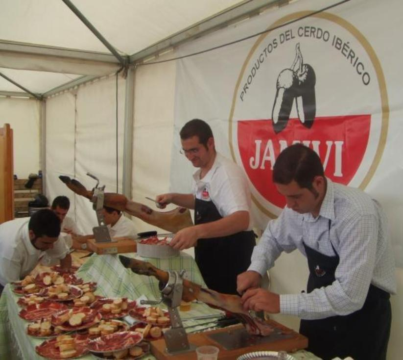 Bodega Secadero Jamones Jamivi