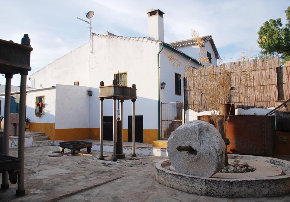 Molino Jabonero - Aceite 100 Caños