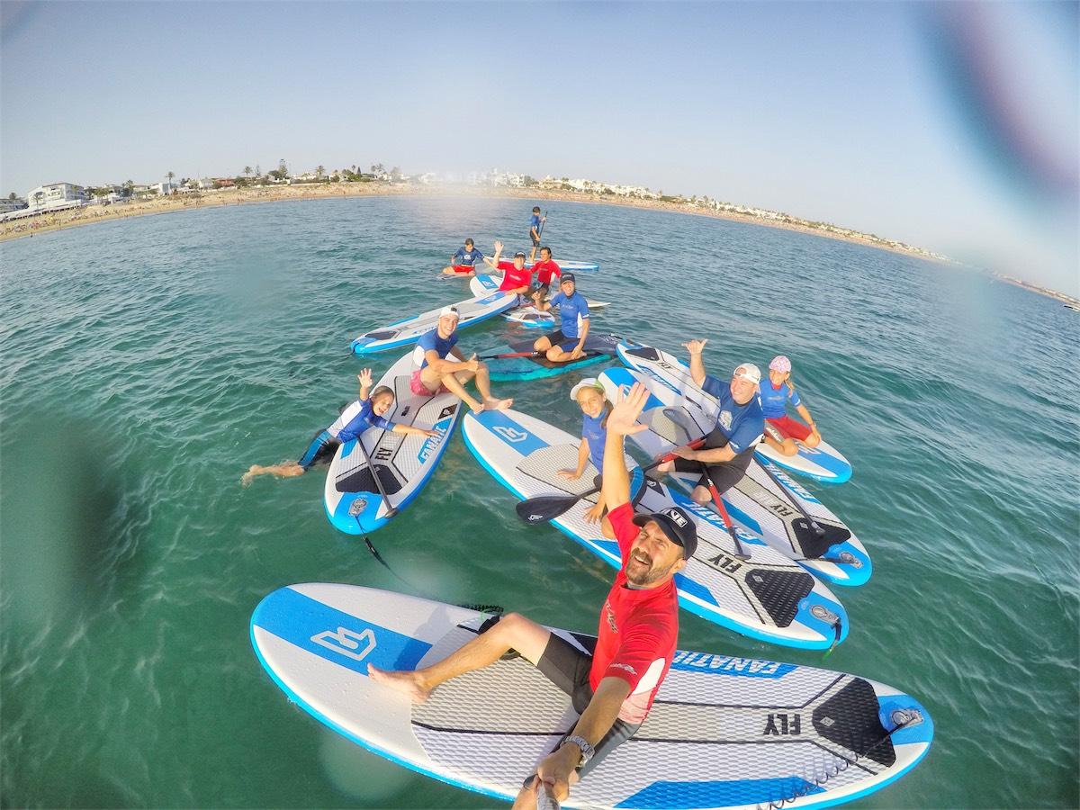 Escuela de Surf Chiclana la Barrosa