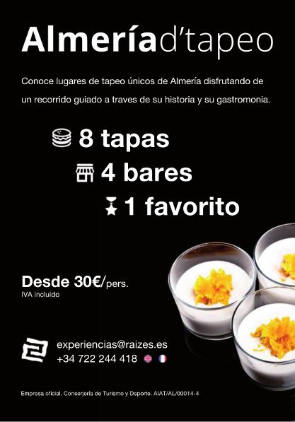 Almeria D'Tapeo