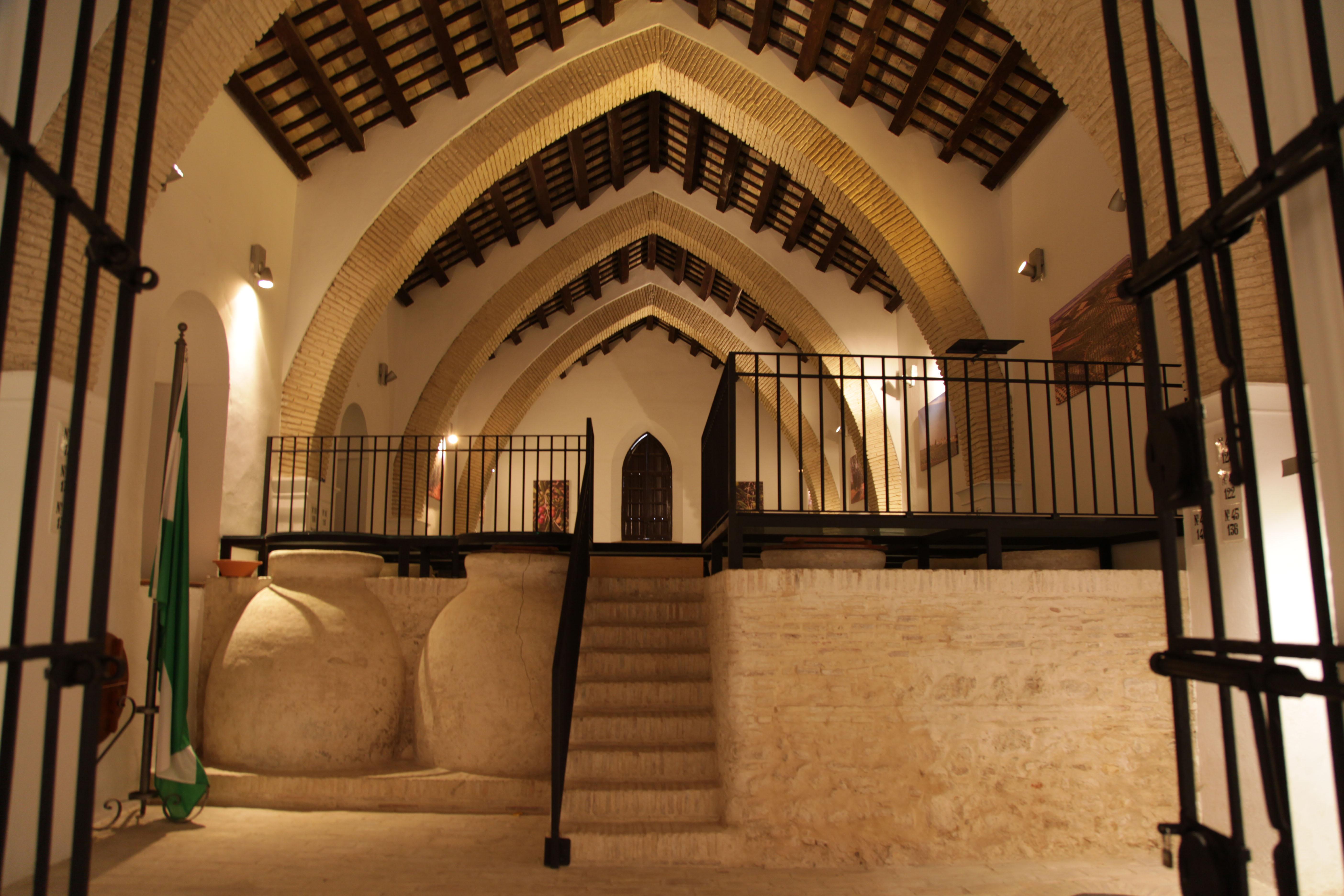 Museo del Aceite La Puebla de Cazalla