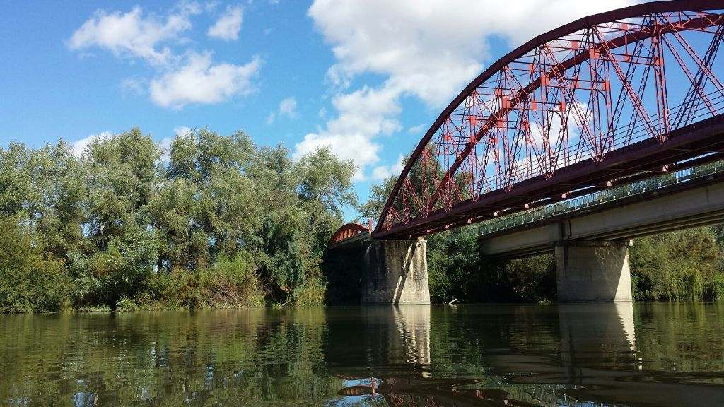Puente de Hierro del Guadalquivir (siglo XX)