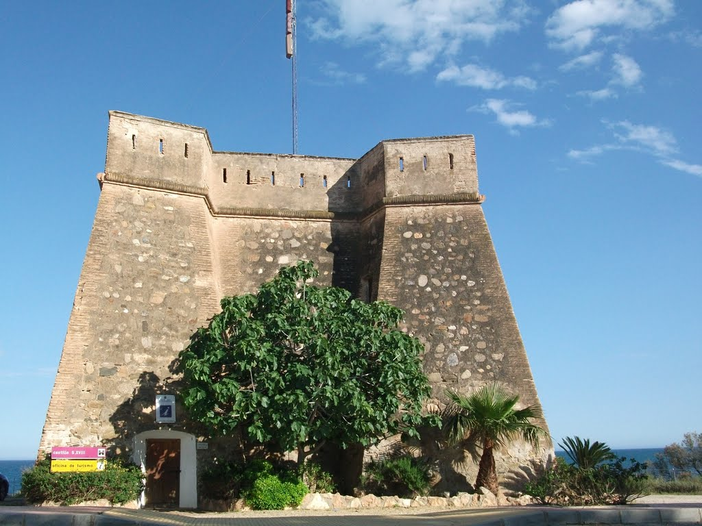 Castillo de Villaricos