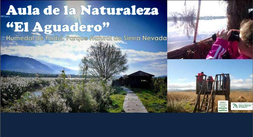 Aula de Naturaleza El Aguadero