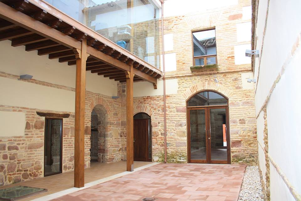 Centro de Interpretación de Adamuz - Casa de los Lara Ayllón