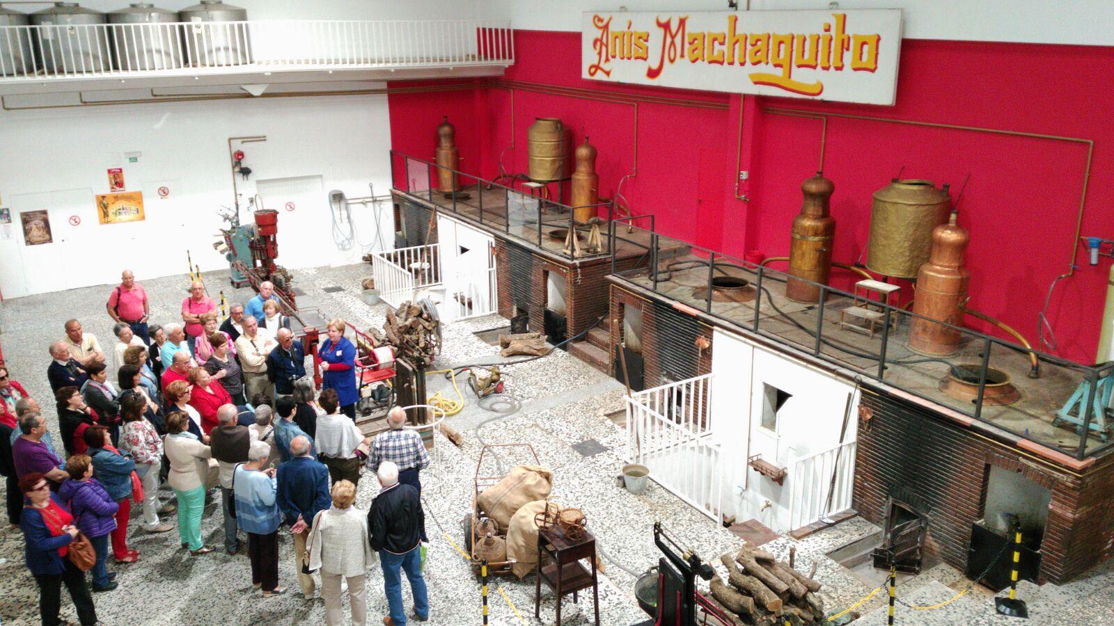 Destilería Museo de Anís Machaquito