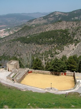 Plaza de Toros de Segura de la Sierra