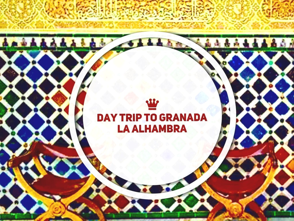 Granada Day Trip: Alhambra Tickets included