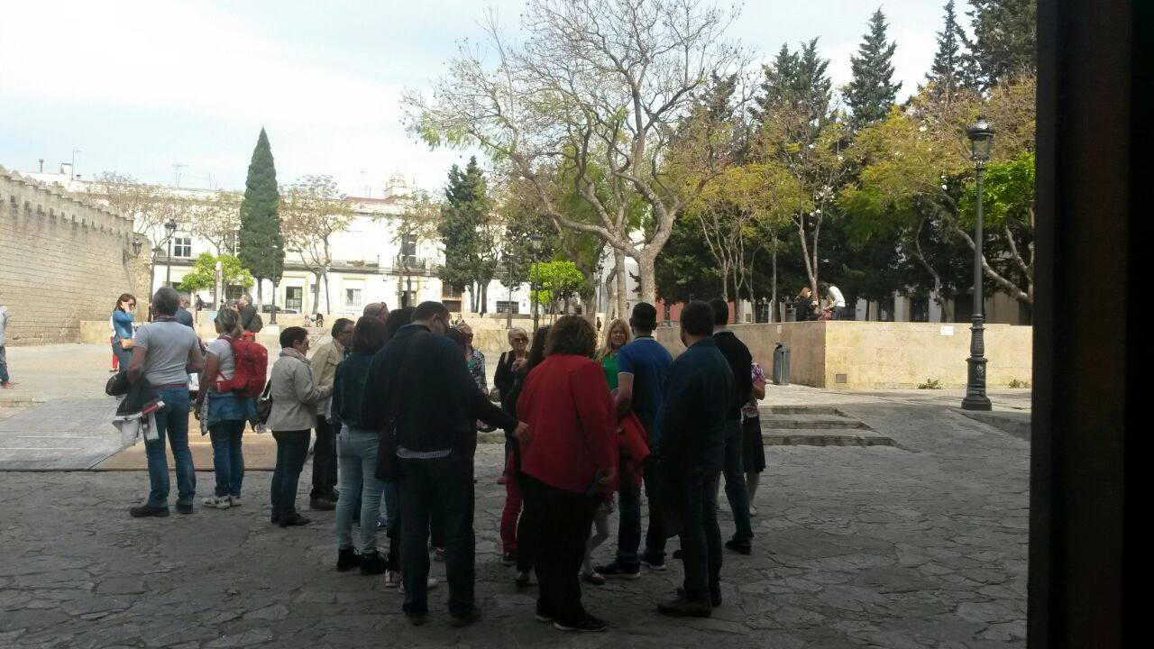 Besuch des Hafens von Santa María
