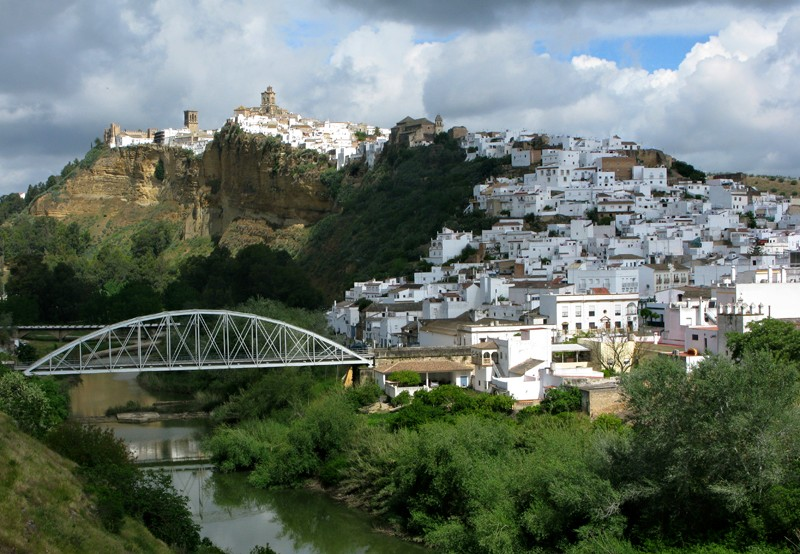 White Villages from Cádiz