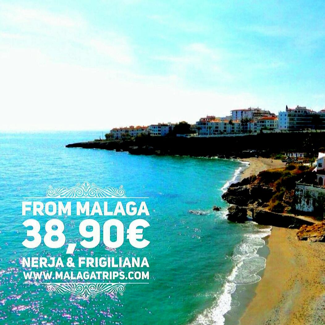 Excursión a Nerja y Frigiliana: Cuevas incluidas