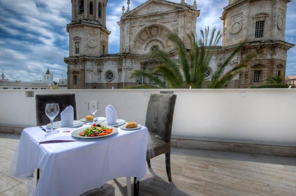Terraza Hotel La Catedral