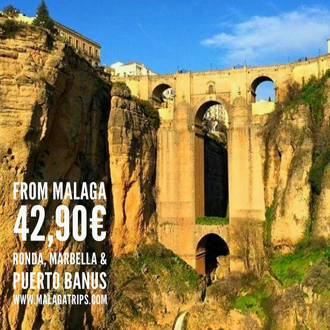 Excursión a Ronda, Marbella & Puerto Banús