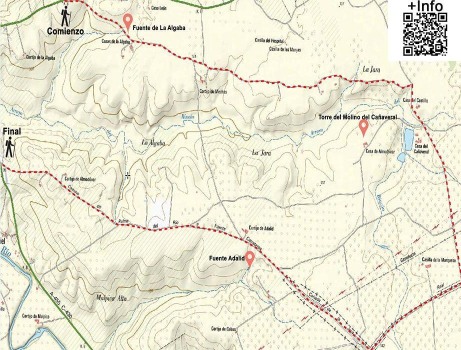 Paisajes de la Campiña: Ruta por las Tierras de La Algaba y La Jara