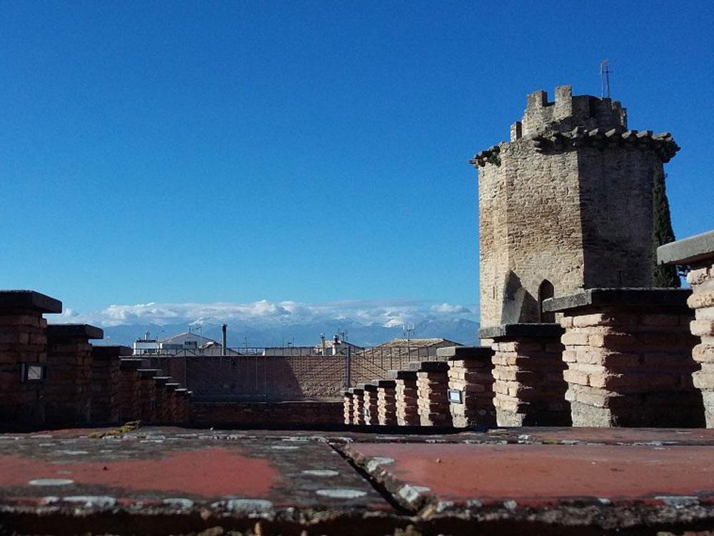 Castillo de Pero Xil de Zático