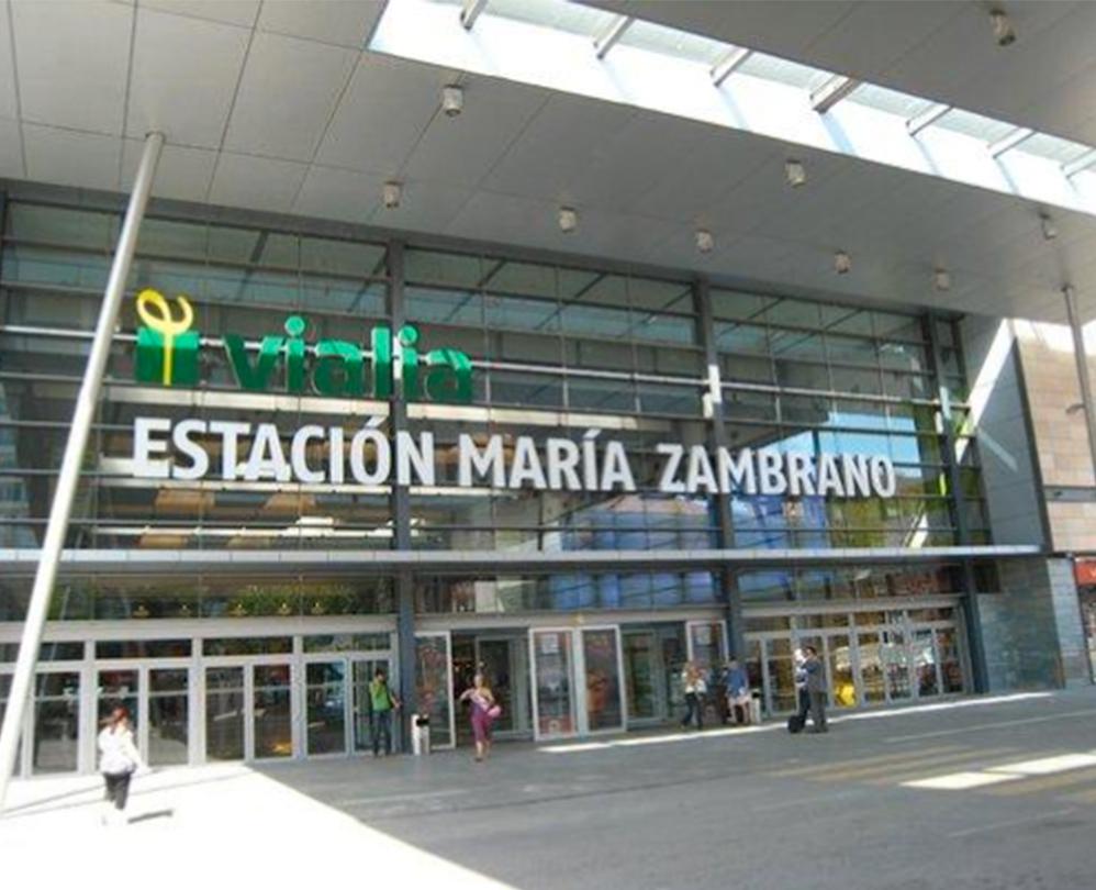 Fetajo Rent a Car Estación AVE María Zambrano