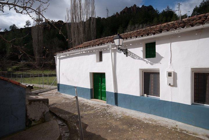 Vivienda Rural Casa del Agua