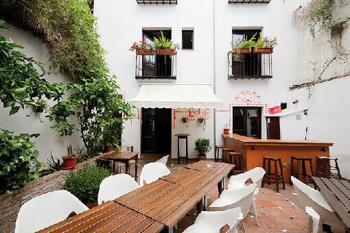 Pensión Oasis Backpackers Hostel Granada