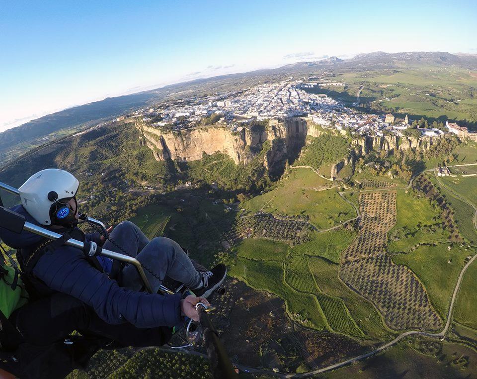Volar Andalucía