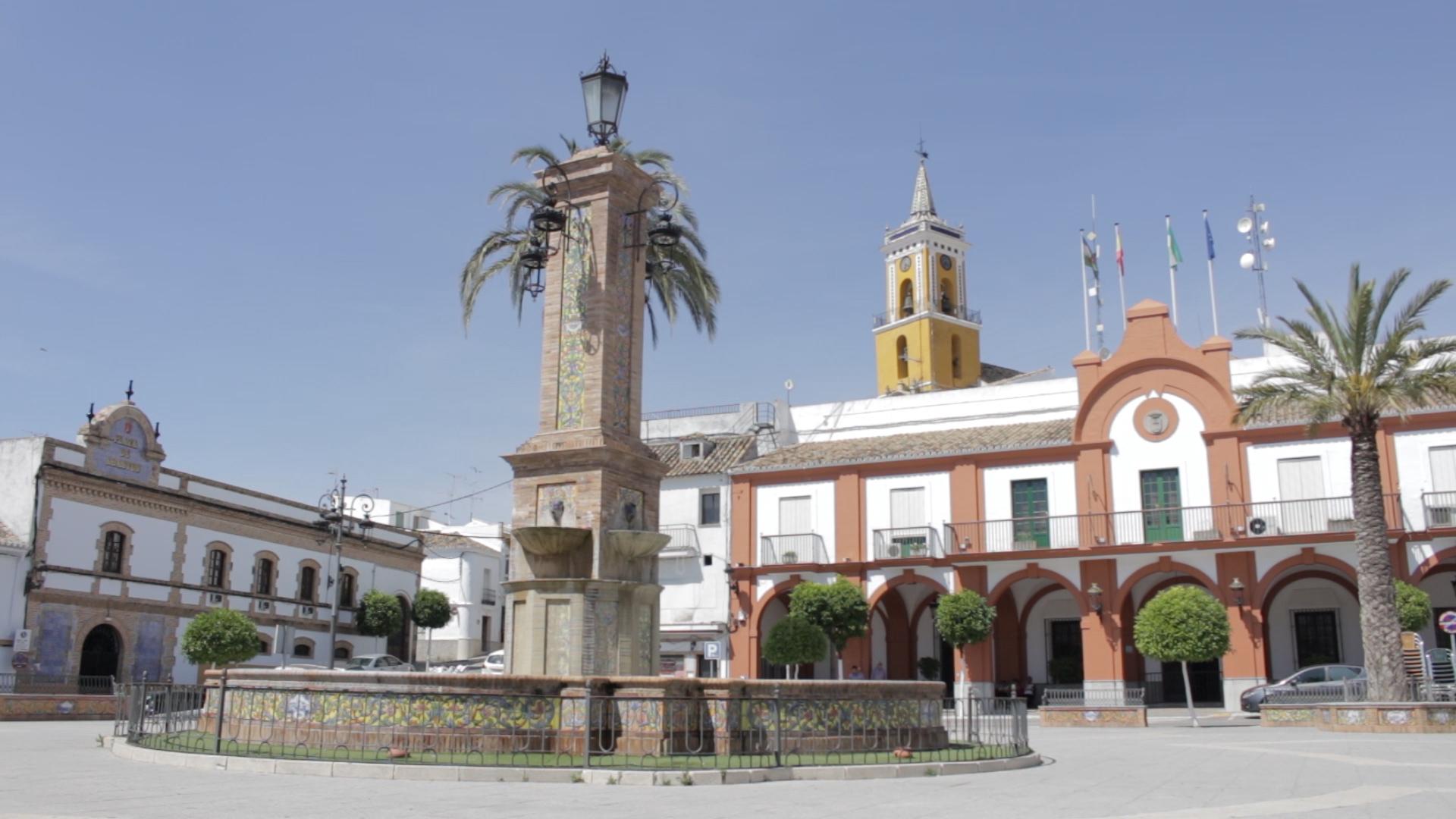 Besuch in Villamartín