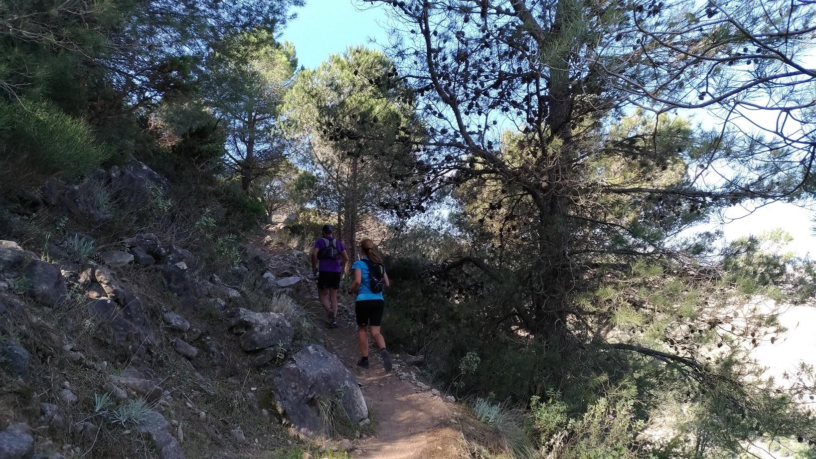 Málaga Tour Running