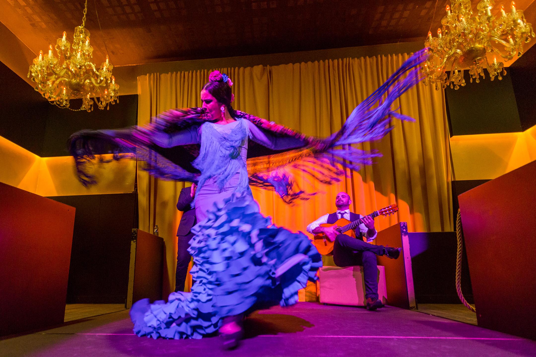 Monasterio Flamenco Show