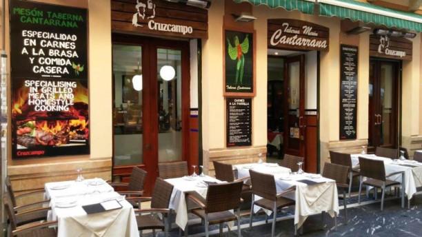 Restaurante Mesón Taberna Cantarrana