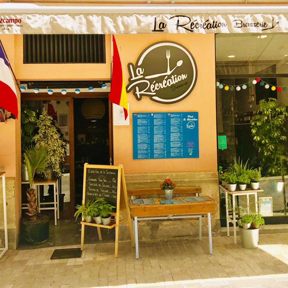 Restaurante La Récréation