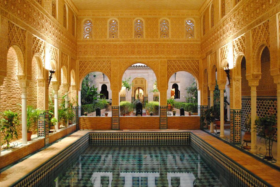 Palacio Carmen de los Arrayanes