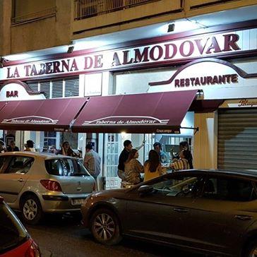 Taberna de Almodóvar