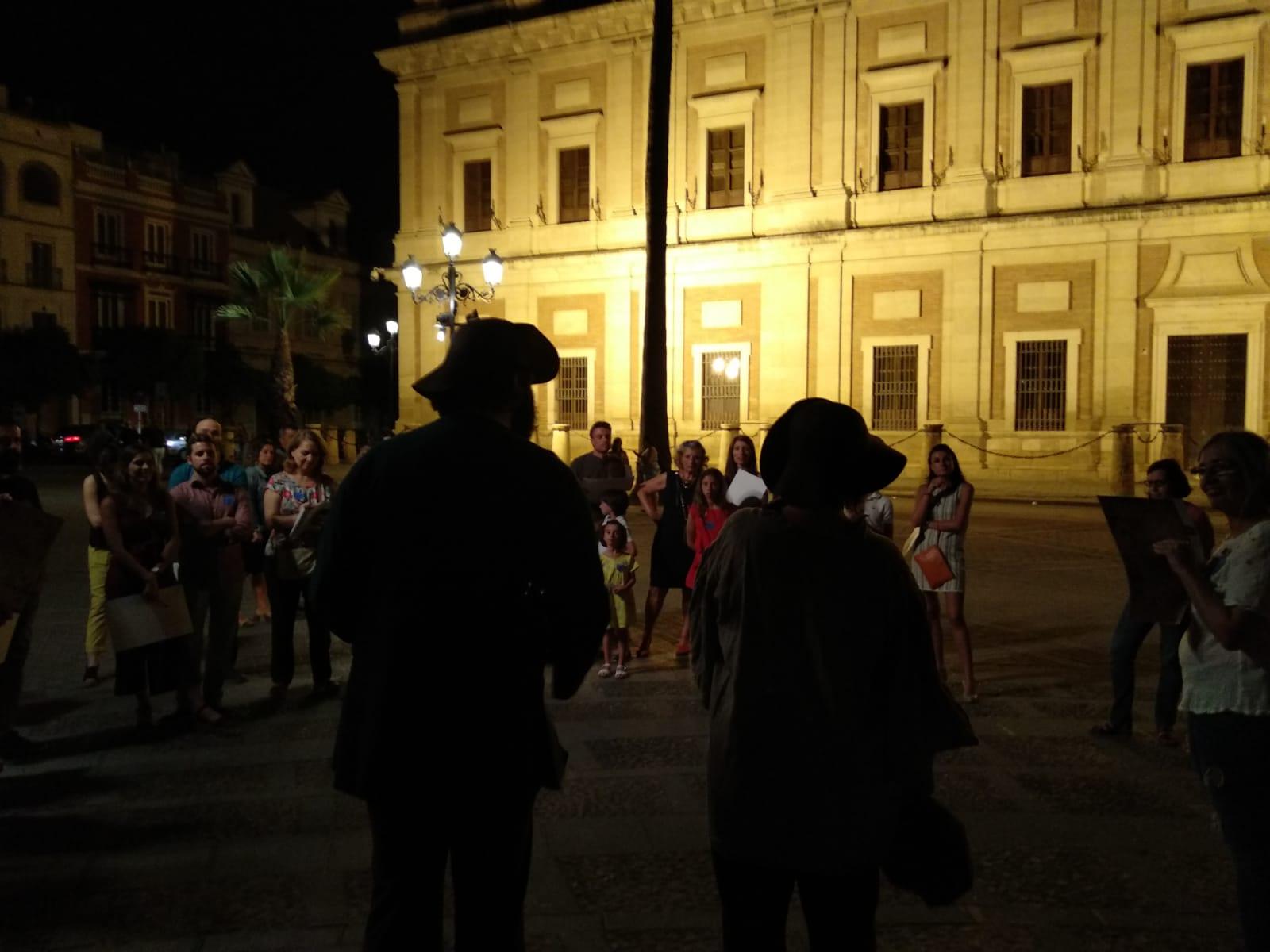 Visita Teatralizada: Magallanes y Elcano. La primera vuelta al mundo