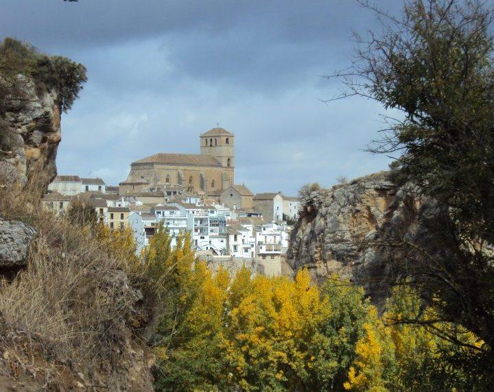 Alpujarra Almeriense/Río Nacimiento