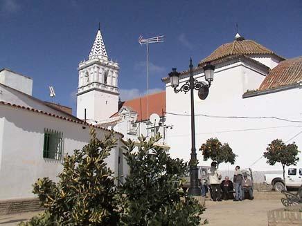 Santa Bárbara de Casa
