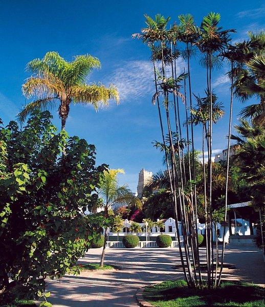Parque Botánico El Majuelo